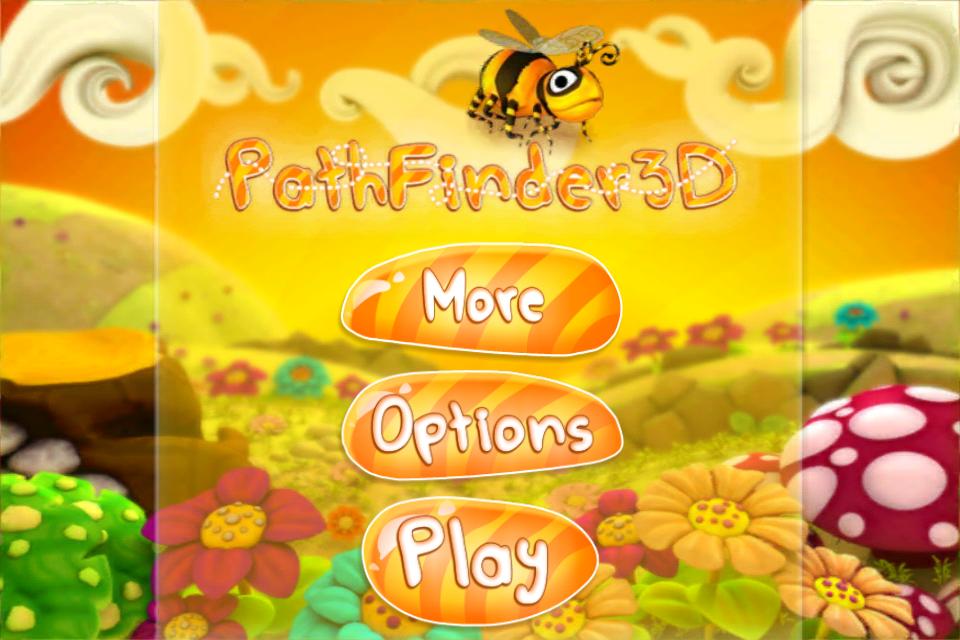 Screenshot PathFinder 3D
